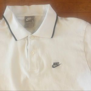 Vintage Nike Swoosh Polo